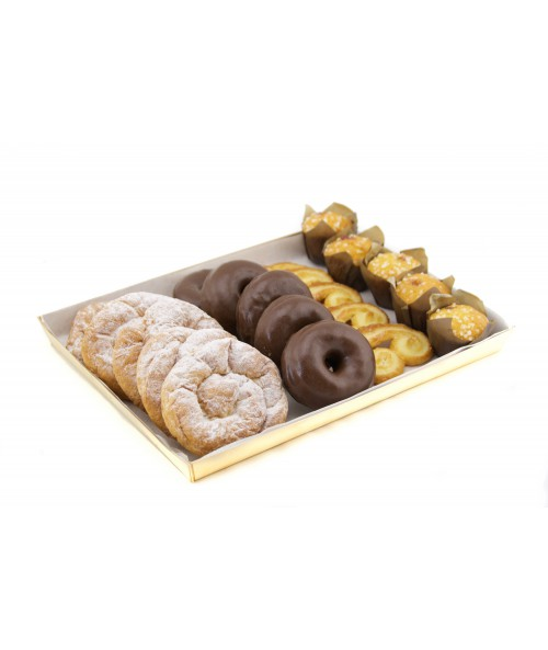 SELECTION OF MINI PASTRIES B (20 u.)