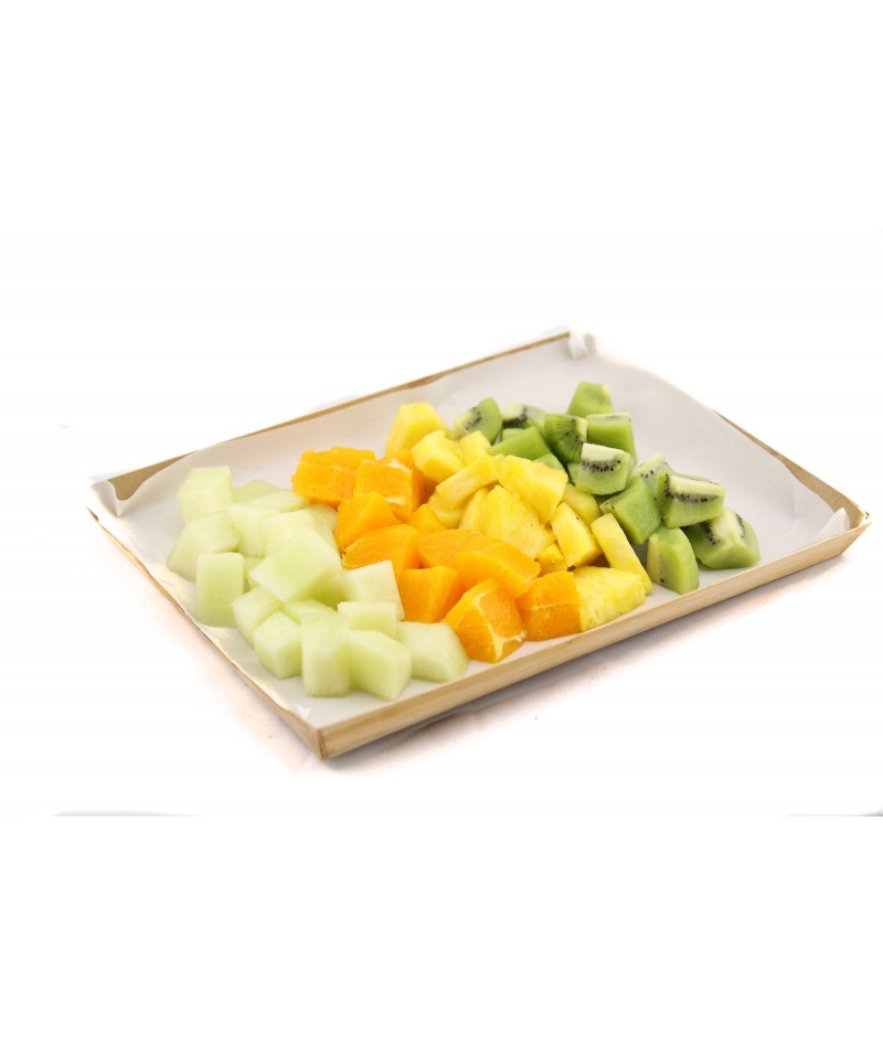 SLICED SEASONAL FRUIT TRAY (1 KG)