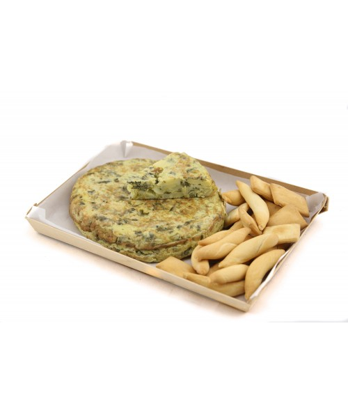 SPINACH OMELETTE (300 GR)