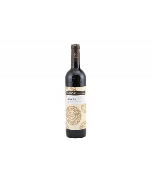 Red wine Raimat Abadia