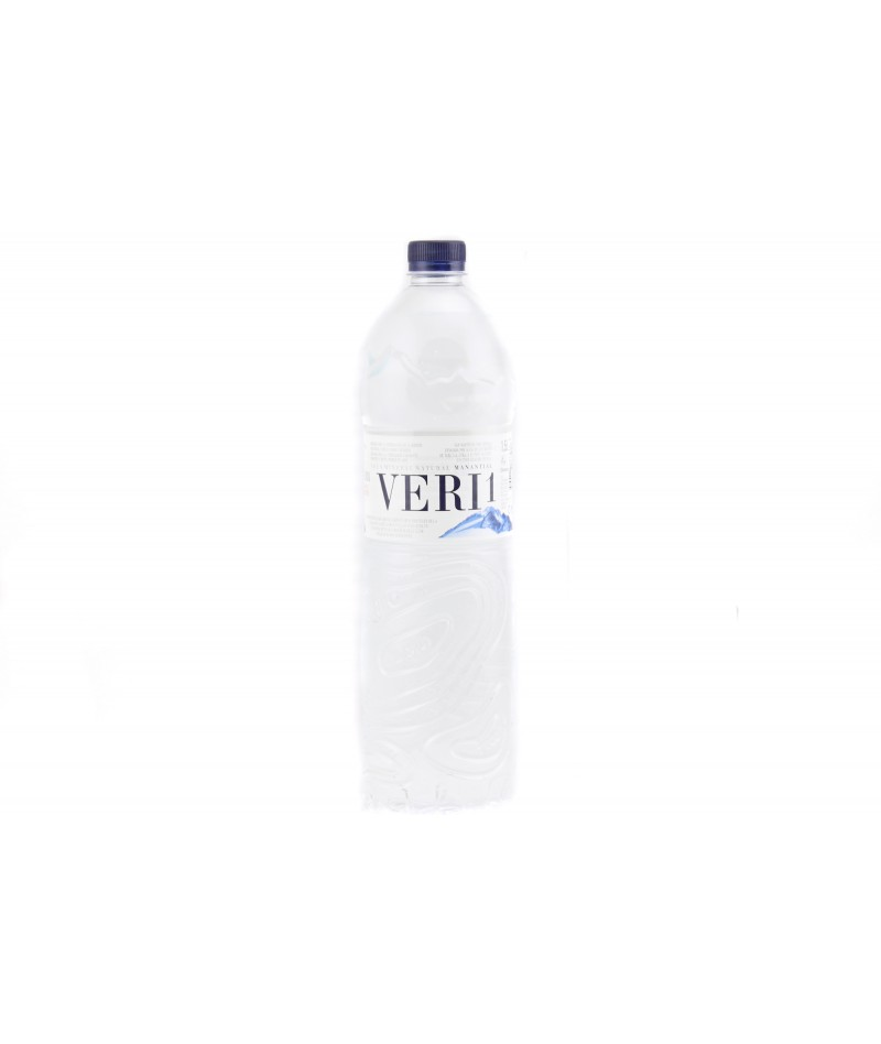 Mineral water 1,5l -  pack 6 unitsVeri brand