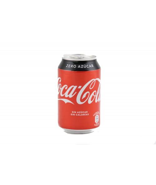 Coca-Cola Zero – pack 24 units