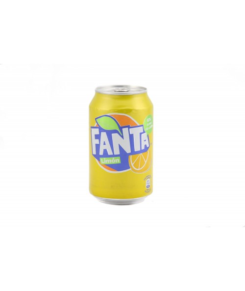 Lemon Fanta – pack 24 units
