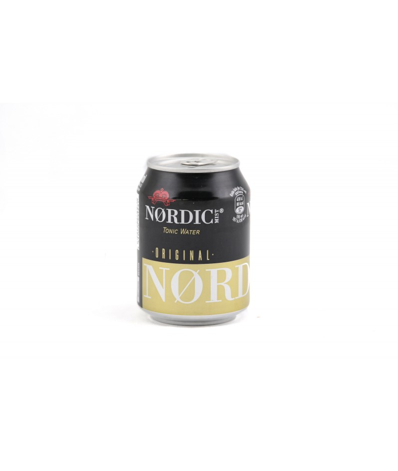 Nordic Mist tonic water – pack 24 units