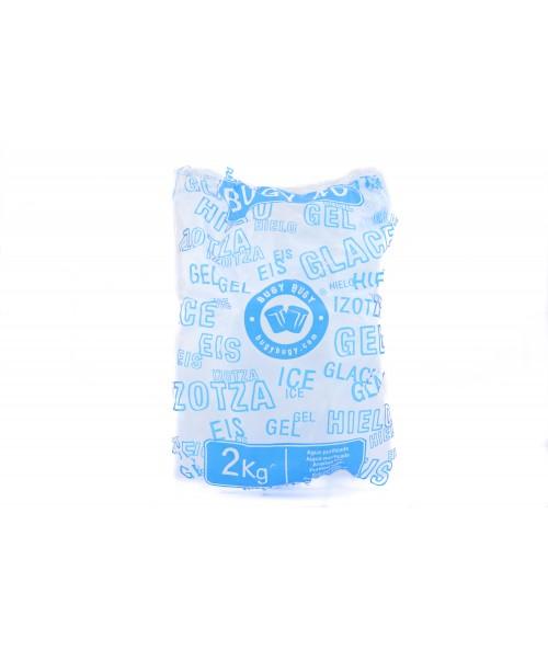 Ice cubes bag – 2 Kg.