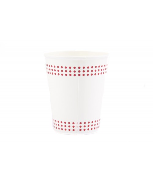 Disposable cardboard cups (50 units) 8oz