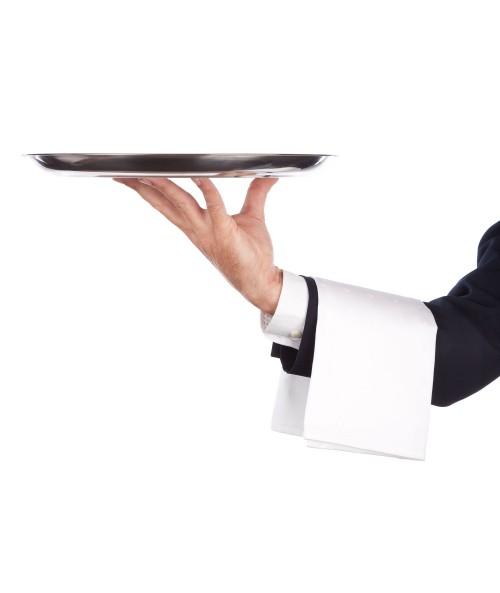 Servicio de camarero (hora extra)