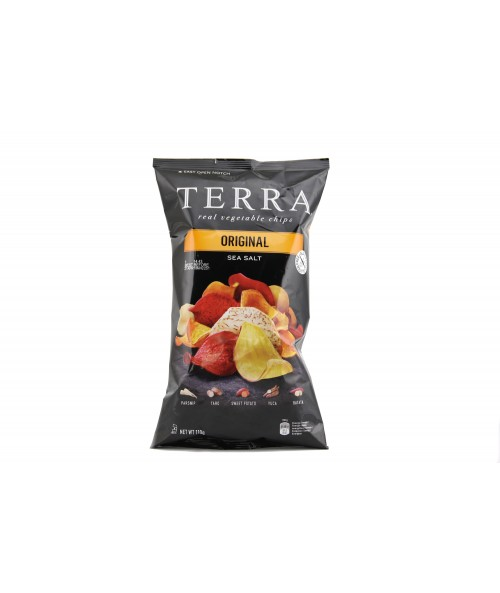 VEGETABLE CHIPS (110GR)