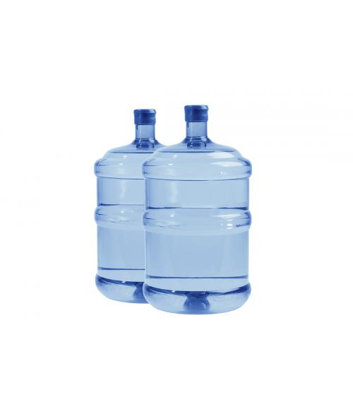 Water bottle refill 18,9l + 150 glasses