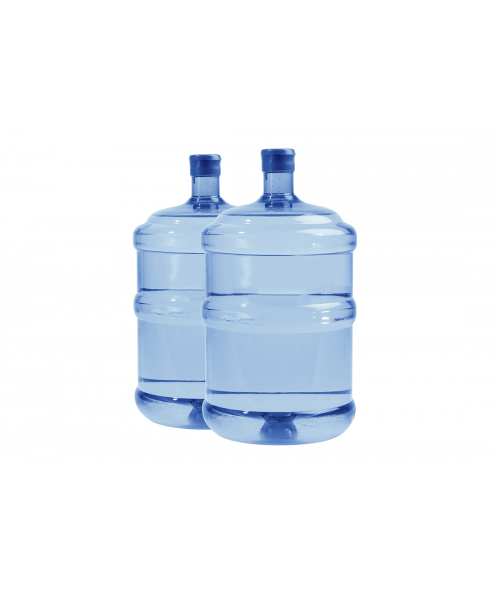 Water bottle refill 18,9l + 150 glasses