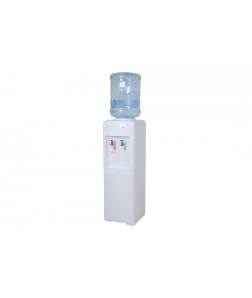 Watercooler + 5 water bottles 18,9l