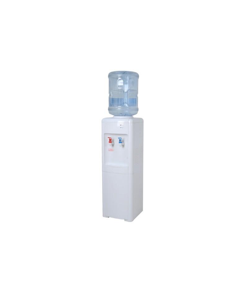 Watercooler + 5 water bottles 18,9l