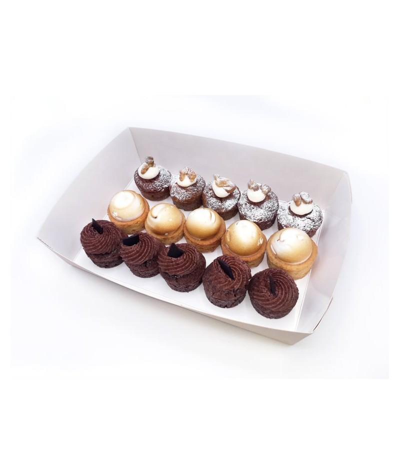 HANDMADE SMALL CAKES ASSORTMENT B (15U.)