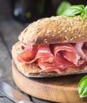 Ensaladas y sándwiches